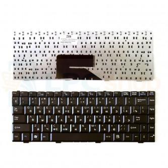 Клавиатура для ноутбука Fujitsu-Siemens A1310 / A1655 / L1310 черная