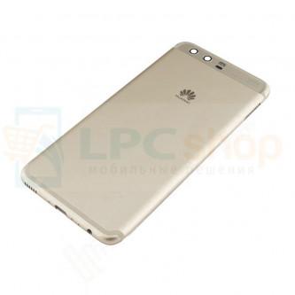 Крышка(задняя) Huawei P10 Золотой
