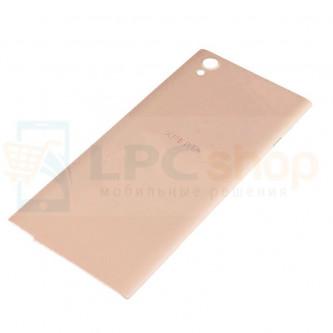 Крышка(задняя) Sony G3311/G3312 (L1/L1 Dual) Розовый