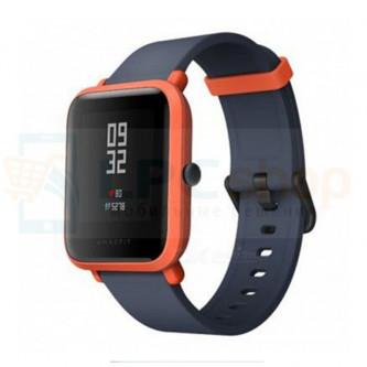 Браслет-часы Xiaomi Mi Amazfit Bip оранжевый (русифицированная прошивка)