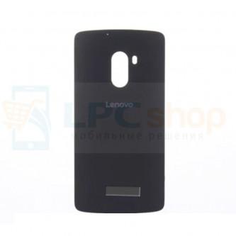 Крышка(задняя) Lenovo A7010 Черный