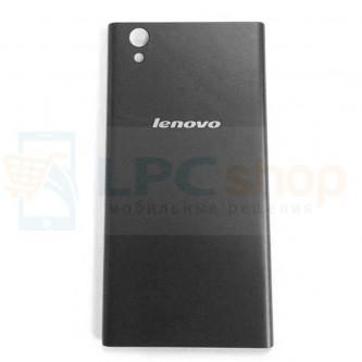 Крышка(задняя) Lenovo P70 Черная