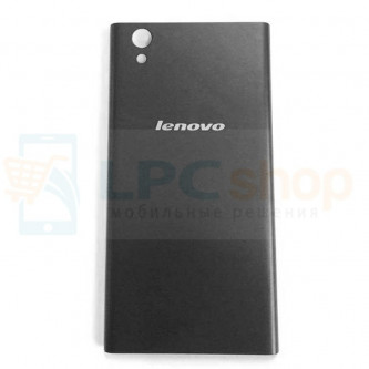 Крышка(задняя) Lenovo P70 Черный