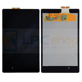 Дисплей для Asus Nexus 7 II (2013) в сборе с тачскрином - АНАЛОГ