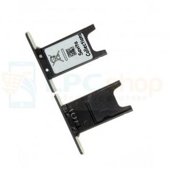 Лоток SIM Nokia N9 Черный