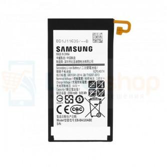 Аккумулятор для Samsung EB-BA320ABE ( Galaxy A3 (2017) A320F ) без упаковки