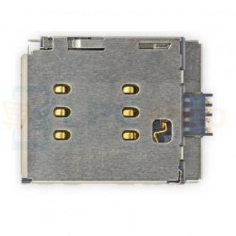 Коннектор SIM-Карты iPhone X