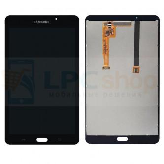 """Дисплей для Samsung T285 (Tab A 7.0"""" LTE) в сборе с тачскрином Черный"""