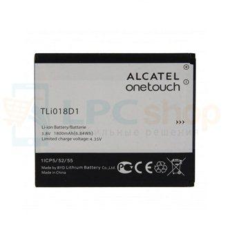 Аккумулятор для Alcatel TLi018D1 ( OT-5015D / OT-5038X / OT-5038D )