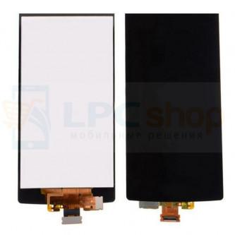 Дисплей для LG Spirit H422 Y70 с тачскрином Черный