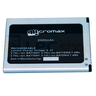 Аккумулятор для Micromax Q340 ( Selfie 2 )