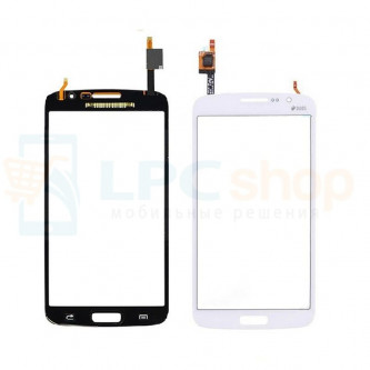 Тачскрин (сенсор) для Samsung G7102 Белый