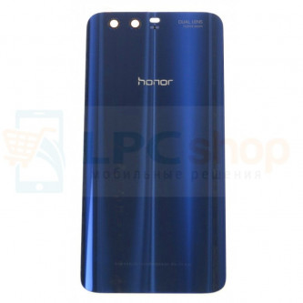 Крышка(задняя) Huawei Honor 9 / 9 Premium Синий