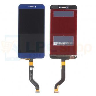 Дисплей для Huawei Honor 8 Lite в сборе с тачскрином Синий