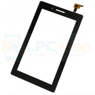 Тачскрин (сенсор) для Lenovo Tab 3 7 Essential TB3-710 (710F) Черный (TTCT0701210303)