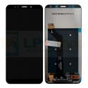 Дисплей для Xiaomi Redmi 5 Plus в сборе с тачскрином Черный