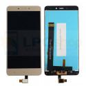 Дисплей для Xiaomi Redmi Note 4 в сборе с тачскрином Золото