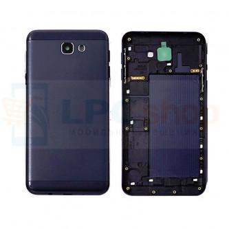 Корпус Samsung J5 Prime G570F Черный + Линза камеры + Кнопки