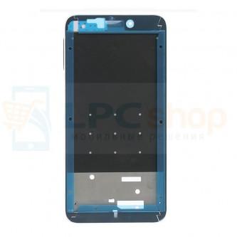 Рамка дисплея для Xiaomi Redmi 4X Черная