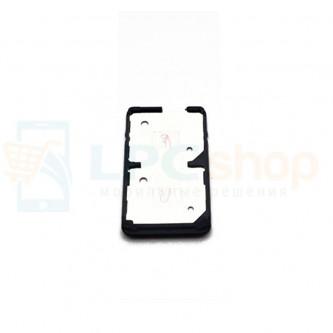 Лоток сим карты Lenovo Tab 3 850F/M TB3-850M Черный
