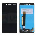 Дисплей для Nokia 7 в сборе с тачскрином Черный