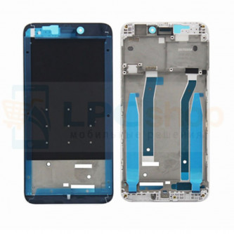 Рамка дисплея для Xiaomi Redmi 4X Белая
