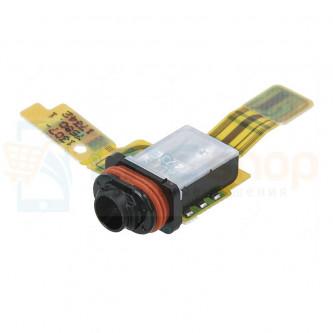 Шлейф Sony XZ1 Compact G8441 на разъем гарнитуры