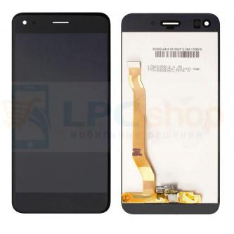 Дисплей Huawei Nova Lite 2017 в сборе с тачскрином Черный