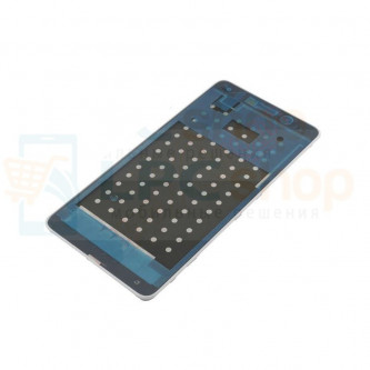 Рамка дисплея для Huawei Honor 6X Белая