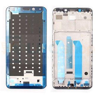 Рамка дисплея для Xiaomi Redmi 5 Черная