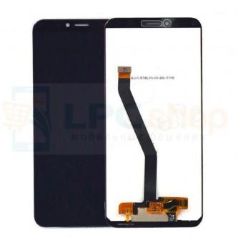 Дисплей для Huawei Honor 7A Pro / Huawei Y6 2018 / Y6 Prime 2018 / Honor 7C AUM-L41 в сборе с тачскрином Черный