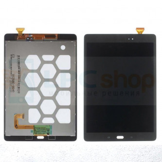 Дисплей для Samsung Galaxy Tab A 9.7 T550 / T555 LTE в сборе с тачскрином Черный