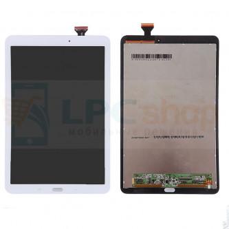 Дисплей для Samsung T560/T561 (Tab E 9.6 Wi-Fi/3G) в сборе с тачскрином Белый