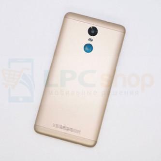 Крышка(задняя) Xiaomi Redmi Note 3 Pro SE Золото