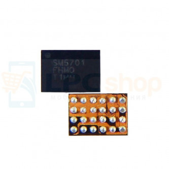 Микросхема SM5701 (Контроллер питания Samsung J120/J320)