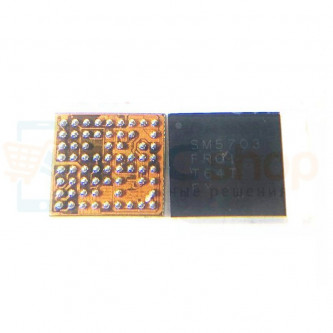 Микросхема SM5703 (Контроллер питания Samsung J500/J700)