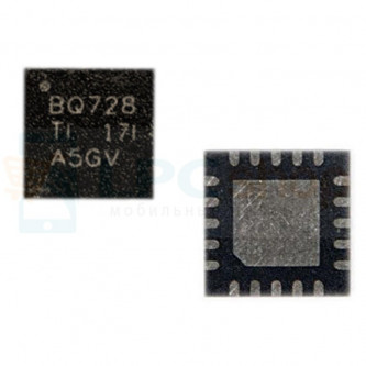 Микросхема BQ24728 (BQ728) (Контроллер питания)
