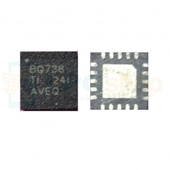 Микросхема BQ24738 (Контроллер питания)