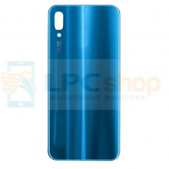 Крышка(задняя) Huawei P20 Синия