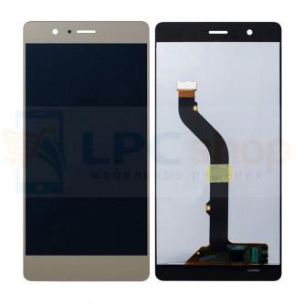 Дисплей для Huawei P9 Lite в сборе с тачскрином Золото