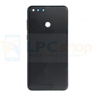 Крышка(задняя) Huawei Honor 7X Черная