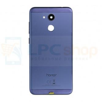 Крышка(задняя) Huawei Honor 6C Pro (JMM-L22) Синий