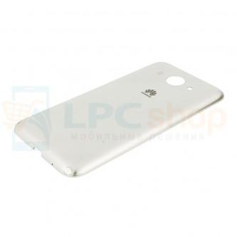 Крышка(задняя) Huawei Y3 2017 Белый