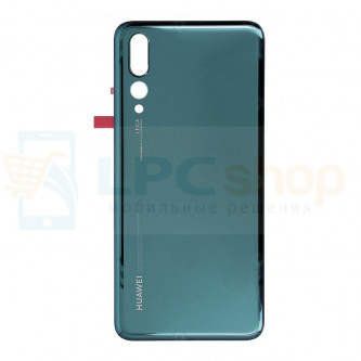 Крышка(задняя) Huawei P20 Pro Синий