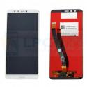 Дисплей для Huawei Y9 2018 в сборе с тачскрином Белый