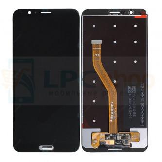 Дисплей для Huawei Honor View 10 в сборе с тачскрином Черный