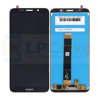 Дисплей для Huawei Y5 2018 / Y5 Prime 2018 / Honor 7A (DRA-LX2) в сборе с тачскрином Черный