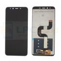 Дисплей для Xiaomi Mi 6X / Mi A2 в сборе с тачскрином Черный