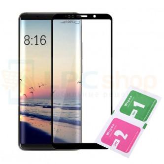 2,5D Защитное стекло (Полное покрытие) для Xiaomi Mi A2 / Mi 6X Черное