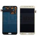 Дисплей для Samsung j4 2018 J400F в сборе с тачскрином Золото - Оригинал